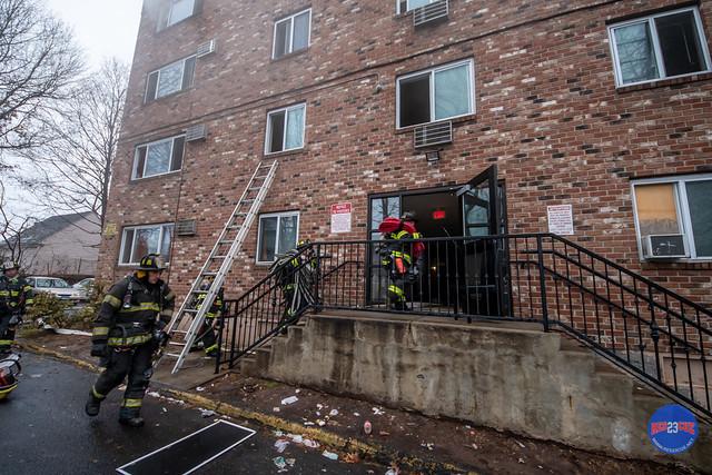 12-31-19 2nd Alarm 111 Sherbrook Ave Hartfrod CT-46