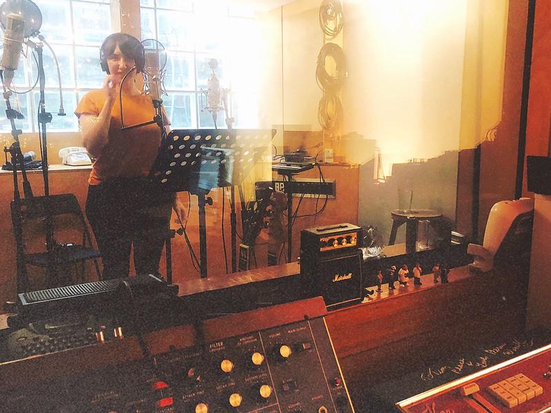 Backing vocals