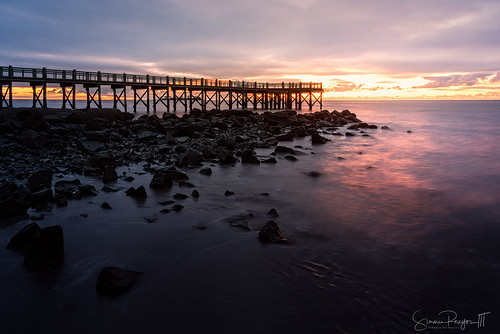 2020 charlesisland connecticut connecticutphotographer d750 january landscape landscapephotographer longexposure milford naturephotographer newyear nikon northeast seascape silversandsstatepark sunrise walnutbeach winter cloudy digital rockybeach unitedstatesofamerica