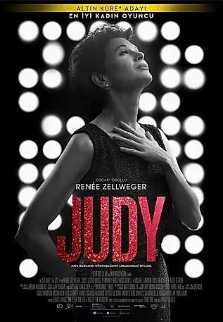 JUDY 3 Ocak'ta Sinemalarda (2020)