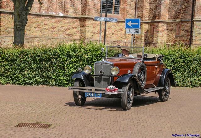 1933 Morris Cowley - 23-TL-19