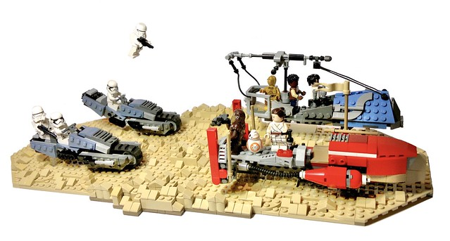 Lego The Rise Of Skywalker Archives The Brothers Brick The Brothers Brick