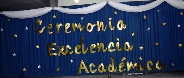 Ceremonia de Excelencia Académica 2019