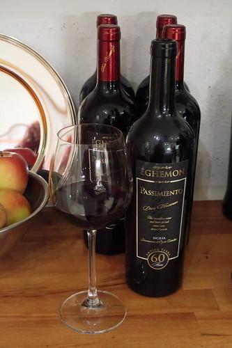 "Eghemon Passimiento ""Don Vincenzo"" (2018er Rotwein, Cuvée aus Nero d'Avola und Frappato)"