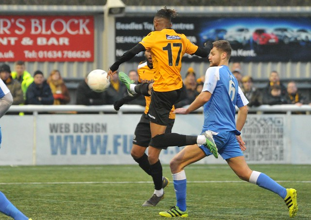 NLS: Maidstone United 2-2 Tonbridge Angels