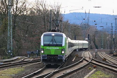 Flixtrain Aachen