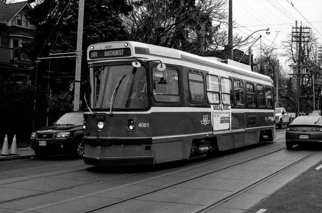 4081 On its Last Run