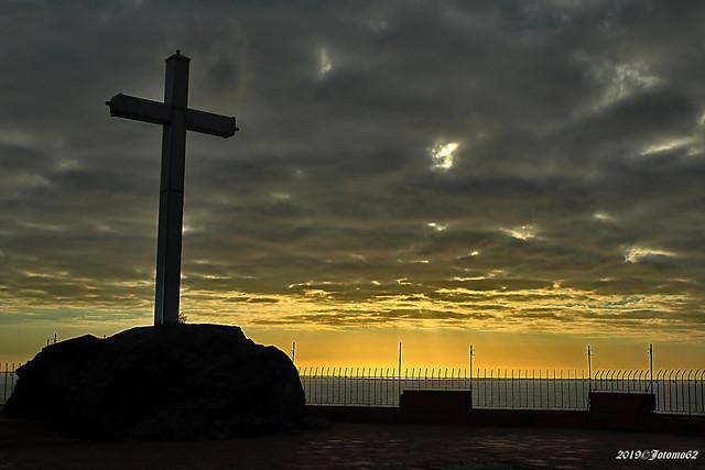 Cruz del Peñon del Santo