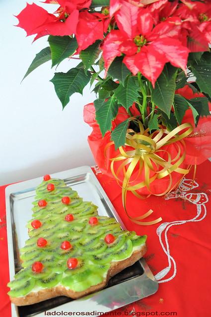 Abete di Natale dolcissimo