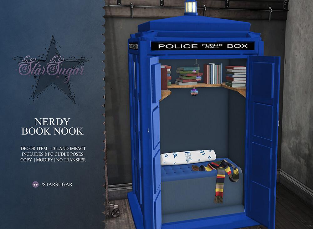 Nerdy Book Nook