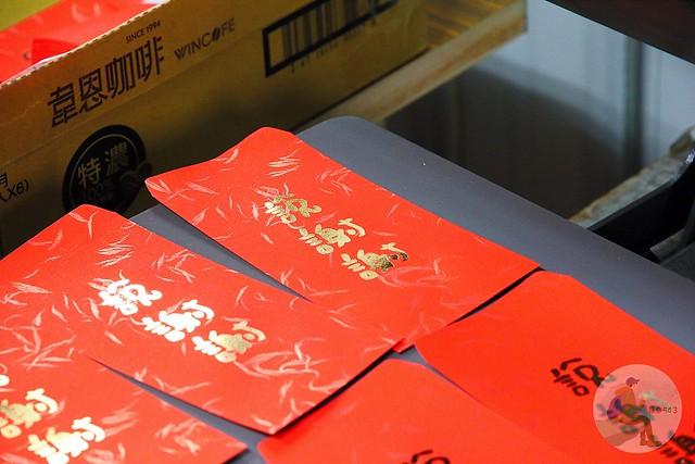 客製化燙金紅包袋-熱轉印機推薦