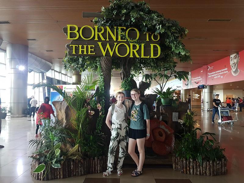 Kuching to Kota Kinabalu