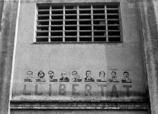 Llibertat presos polítics / Freedom and Independence