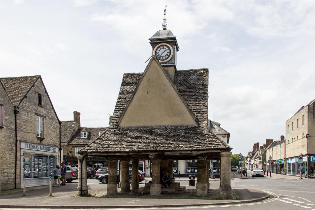 Butter Cross, Witney, England