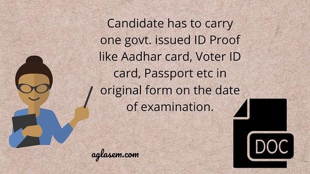 CG PPHT 2020 Admit Card - Exam (Cancelled)