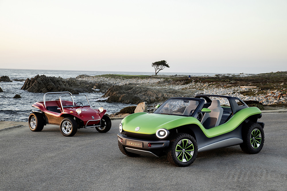 ID. BUGGY at Pebble Beach Concours Dlegance