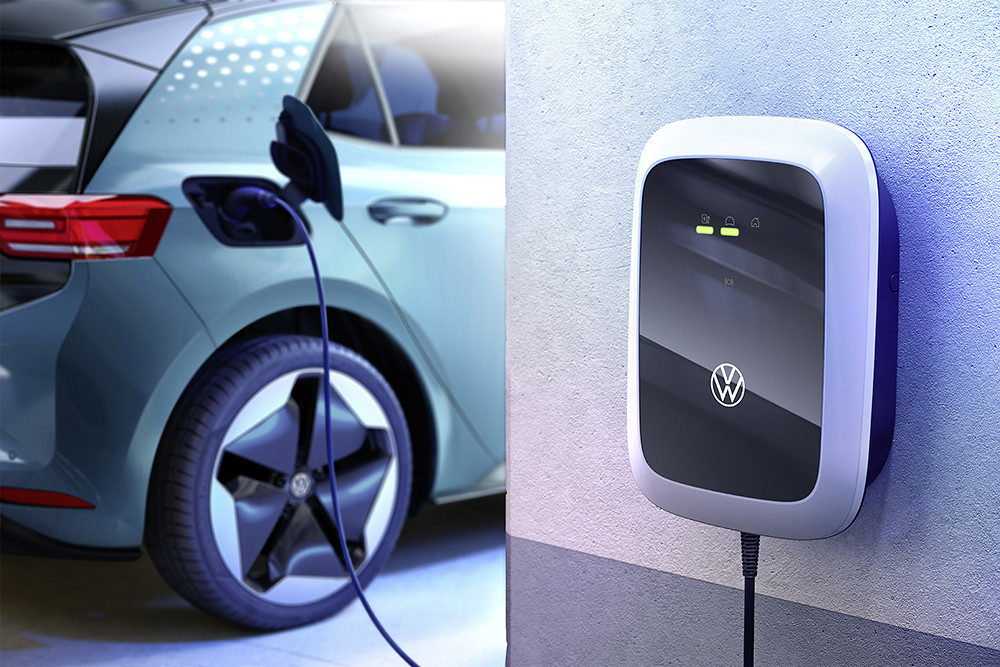 Volkswagen rolls out wallbox for everyone
