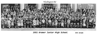 1951 Kramer Junior High School June class picture | by -kidagain-