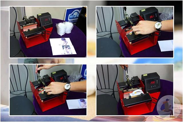 客製化馬克杯製作流程-熱轉印機推薦