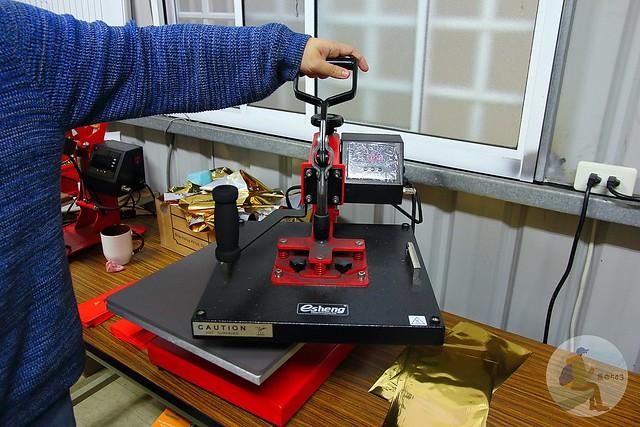 八合一多功能熱昇華轉印機-熱轉印機推薦