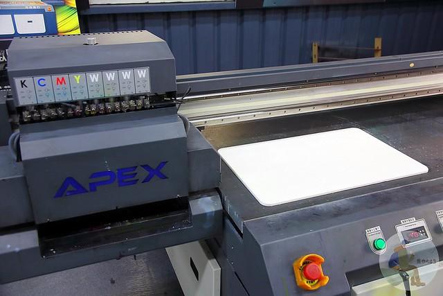 APEX平板印刷機-UV直噴機推薦