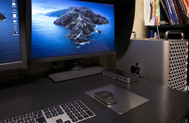 Mac Pro 2019のThunderbolt3 ドック レビュー:OWC 14 Port Dock
