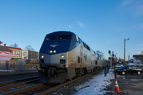 amtrak 449 railroad palmer massachusetts train sunset nikon d850 nikkor24120mmf4g