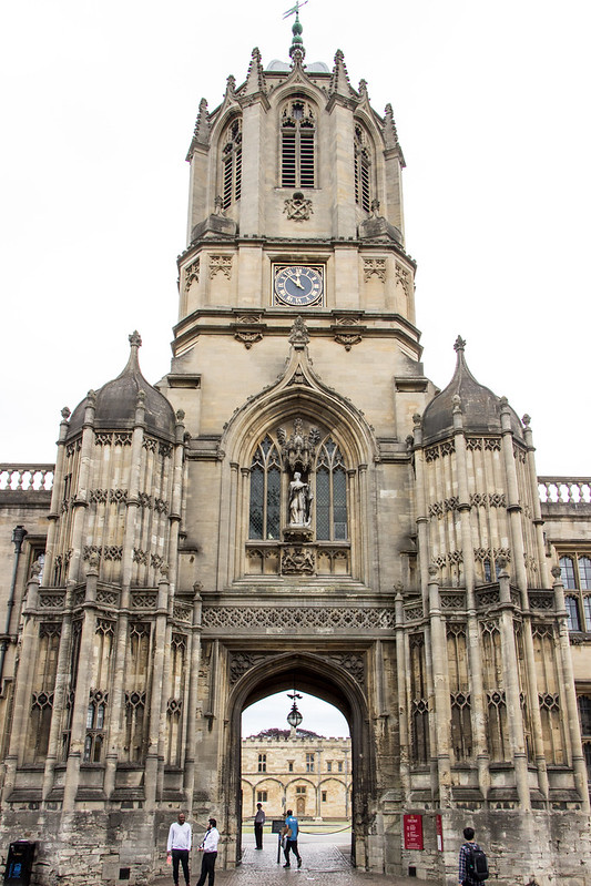 Tom Tower, Oxford, England
