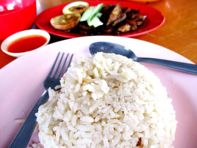 Stall No. 4 rice