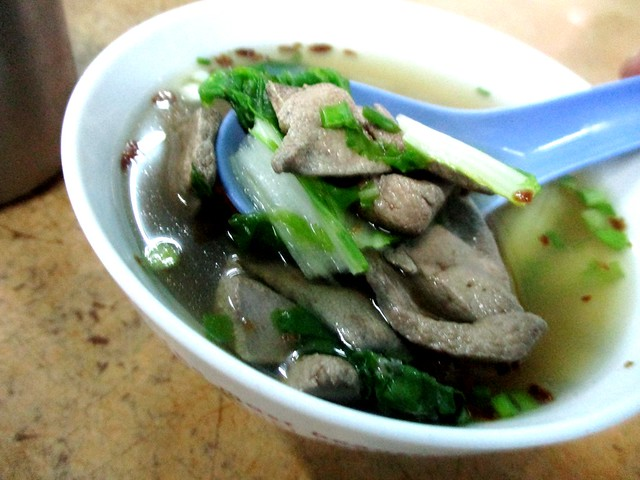 Sing Hin Corner liver soup