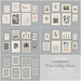 {what next} Picture Gallery Frames - Contemporary Set