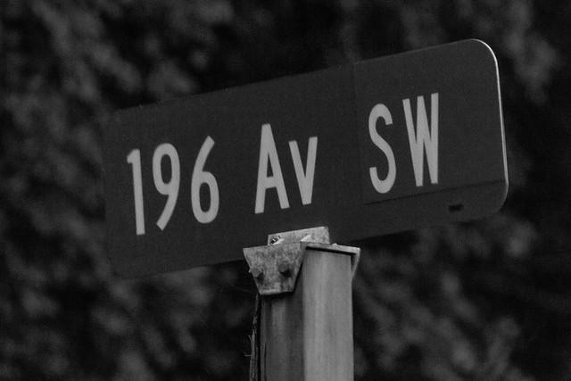 196 Av SW (B/W)