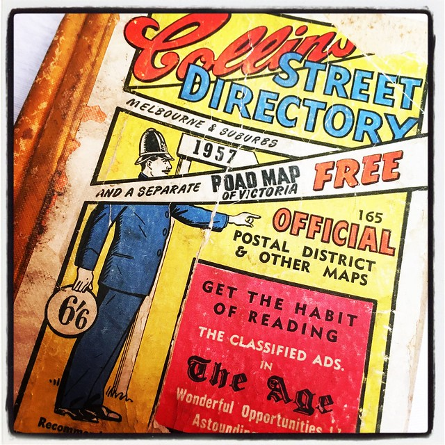 Collins 1957 Directory