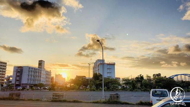 石垣島の初日の出♪