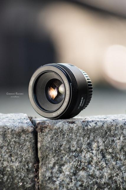 Canon EF 50 mm f/1.8 STM|Novara|Italy
