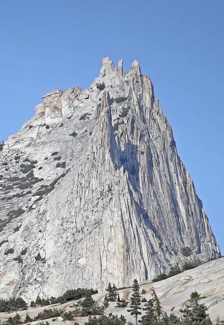 Cathedral Peak / Yosemite National Park