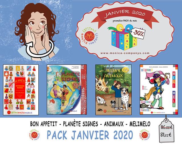 PACK avec prom JANVIER 2020
