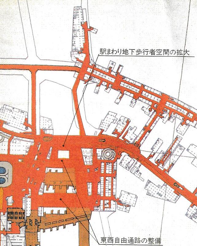 西武新宿駅地下鉄大江戸線直結計画 (5)