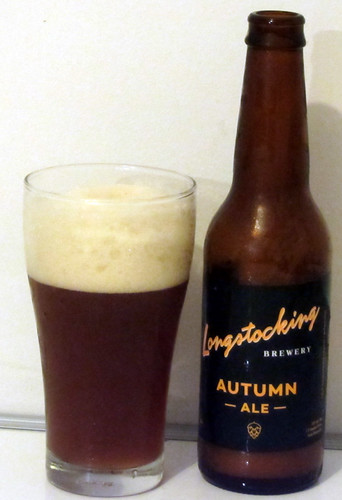 Longstocking Brewery Autumn Ale