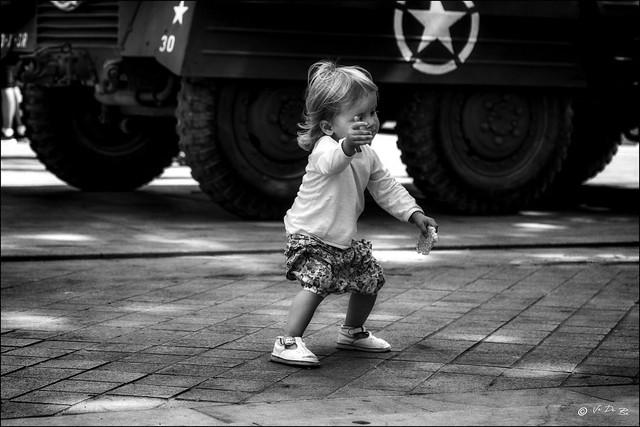 Danseuse étoile! / Star ballerina!