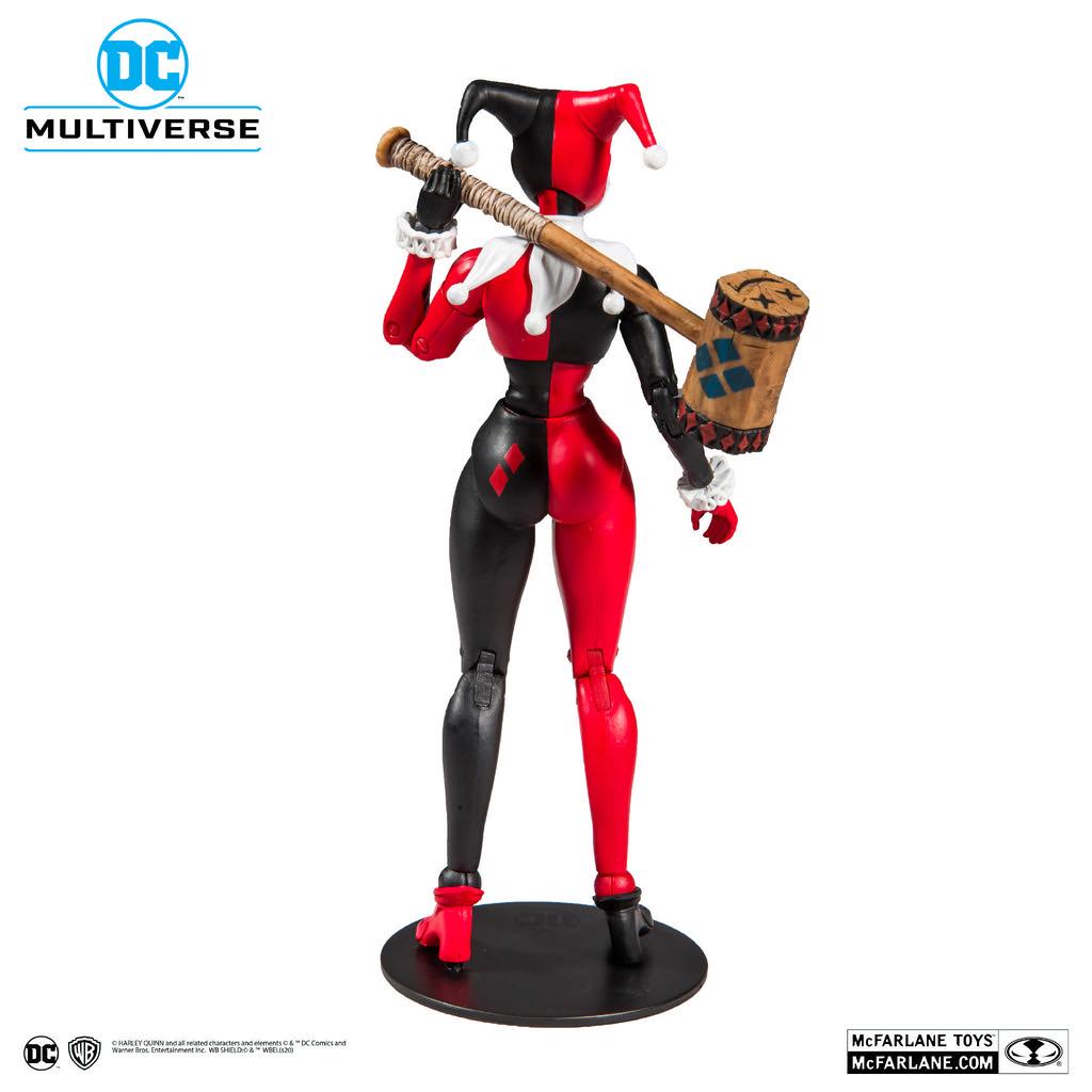 DC 粉荷包準備接受重擊! McFarlane Toys DC Multiverse 系列第一波 超過十款角色的 7 吋可動人偶完整發表!