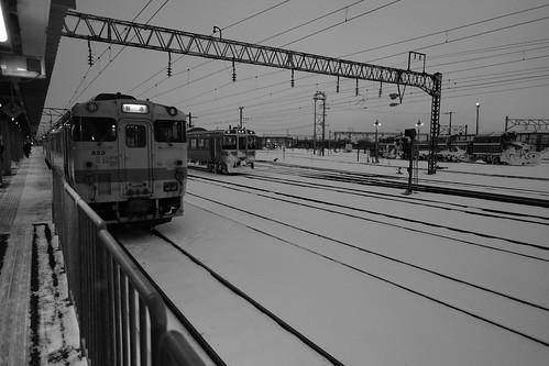 03-01-2020 Iwamizawa Station (2)