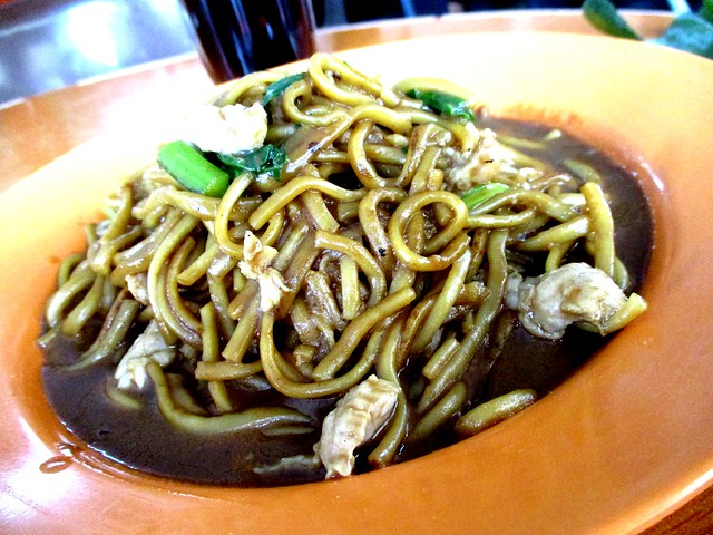 Stall No. 3 Sg Antu Foochow fried mee