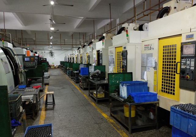 FANUC Machine