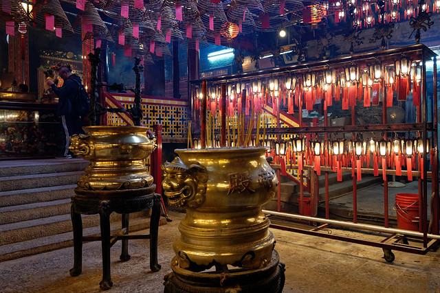 Man Mo Miu Temple-14