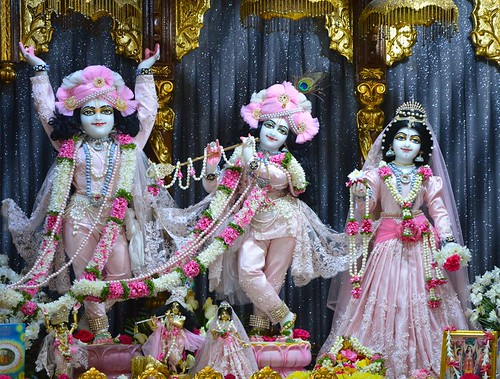 ISKCON Bangalore Deity Darshan 03 Jan 2020