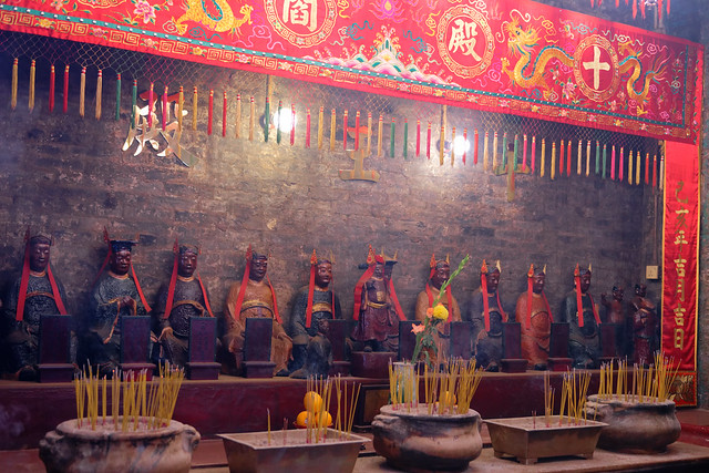 Man Mo Miu Temple-13