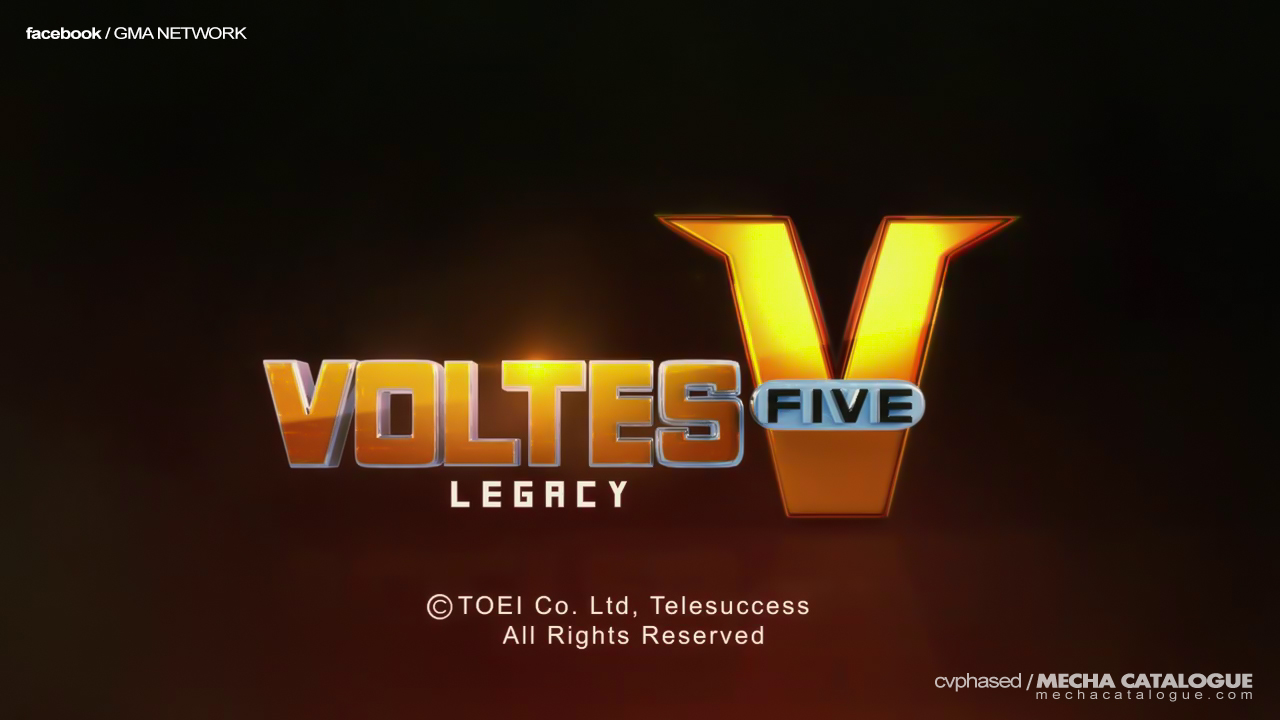 "What, Live Action Adaptation? ""Voltes V Legacy"""