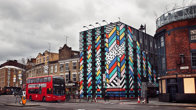 Splice Picture House in Shoreditch