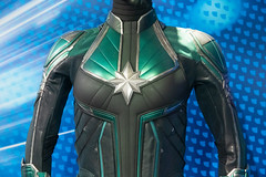 Avengers Endgame Exclusive Store: Captain Marvel's Costume in Avengers Endgame